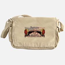 Future Firefighter Messenger Bag