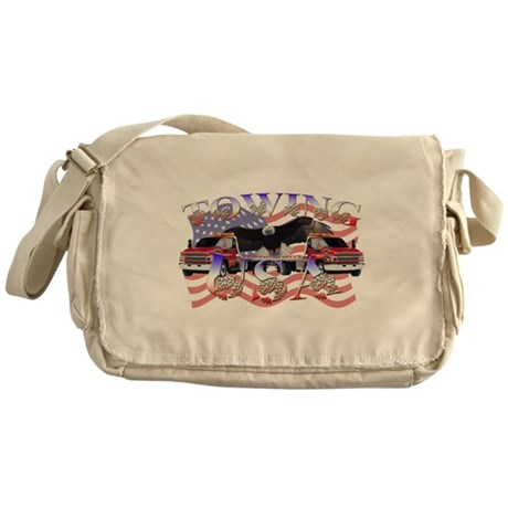 Towing USA Messenger Bag