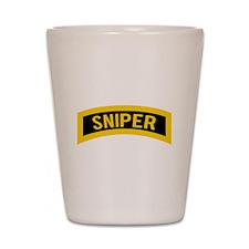 Sniper Shot Glass