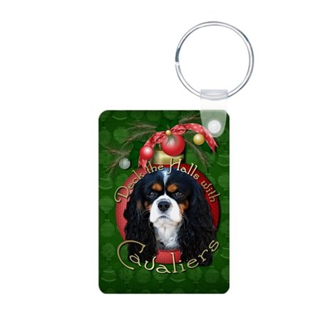 Christmas - Deck the Halls - Cavaliers Aluminum Ph