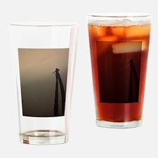 Desert Shadowplay Drinking Glass