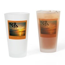 Andaman Sunset Drinking Glass