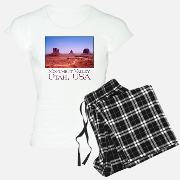 Mittens & Buttes Pajamas