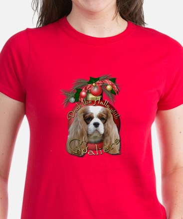 Christmas - Deck the Halls - Cavaliers Women's Dar