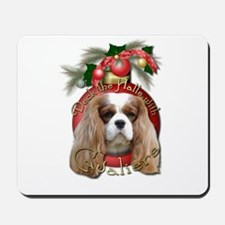 Christmas - Deck the Halls - Cavaliers Mousepad