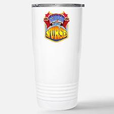 Super Nurse Travel Mug