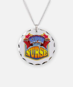 Super Nurse Necklace