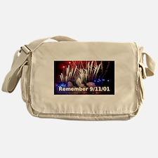 Remember 9/11 Messenger Bag