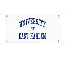 East harlem Banner