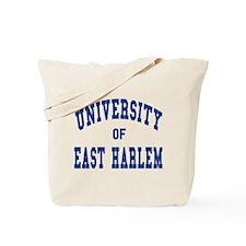 East harlem Tote Bag