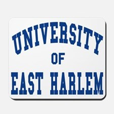 East harlem Mousepad