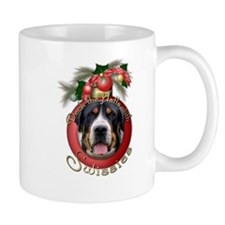 Christmas - Deck the Halls - Swissies Mug