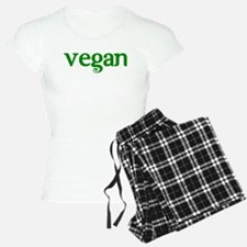 Simple Vegan Pajamas