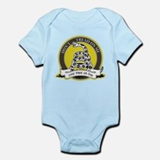 Don't Tread on Me Onesie