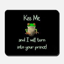 Prince Frog Mousepad