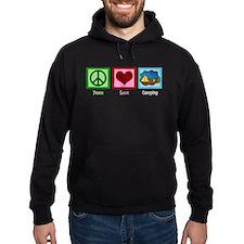 Peace Love Camping Hoodie