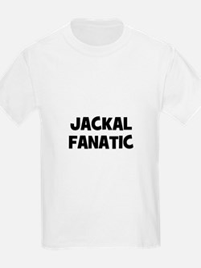Jackal Fanatic Kids T-Shirt