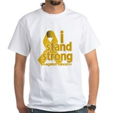 Stand Strong Appendix Cancer Shirt