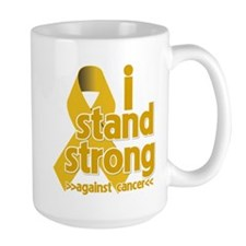 Stand Strong Appendix Cancer Mug