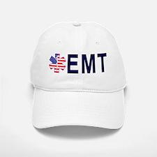EMT U.S. Star Of Life Baseball Baseball Cap
