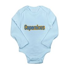 Nicolaus Copernicus Long Sleeve Infant Bodysuit