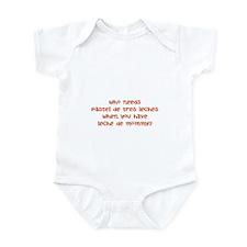 Who Needs Pastel de Tres Leches Infant Bodysuit