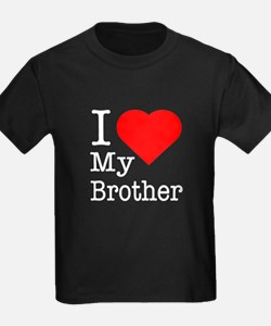 I Love My Brother T