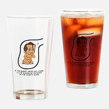 Brunet EGGBERT Charity Ward Drinking Glass