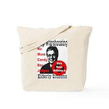 Stop Warehousing Elderly Citi Tote Bag