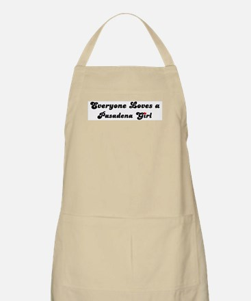 Loves Pasadena Girl BBQ Apron