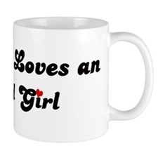 Loves Oxnard Girl Mug