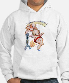Kewpies Come Down the Chimney Jumper Hoodie
