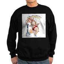 Kewpies Come Down the Chimney Sweater