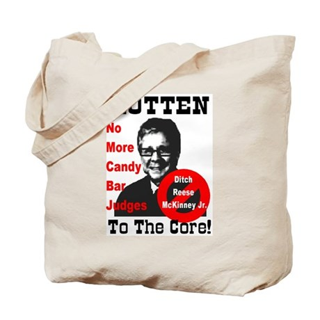 Rotten To The Core Tote Bag