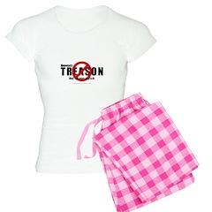 Monetary Treason Women's Light Pajamas