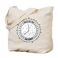 Hustle All Day Tote Bag