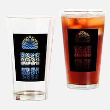 Mosque Foyer Window Drinking Glass