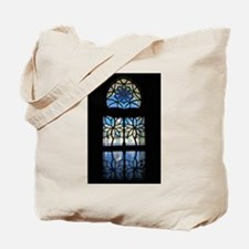 Mosque Foyer Window Tote Bag