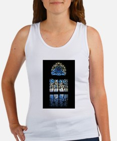Mosque Foyer Window Women's Tank Top