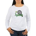 Sydney(2) Women's Long Sleeve T-Shirt
