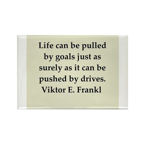Wilhelm Reich quotes Rectangle Magnet (100 pack)