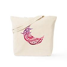 Ramadan Kareem Crescent Tote Bag