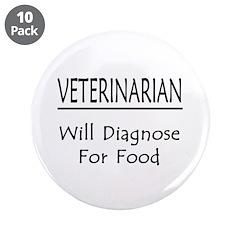 Veterinarian: Will Diagnose For Food 3.5