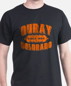 Ouray Since 1884 Orange T-Shirt