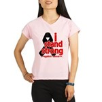 I Stand Strong Melanoma Performance Dry T-Shirt
