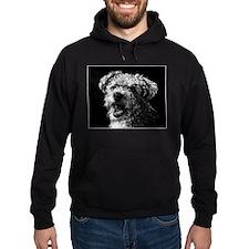 Dramatic Terrier Hoodie
