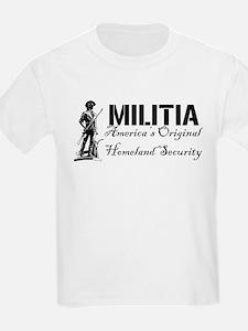 Cute Colonial america T-Shirt