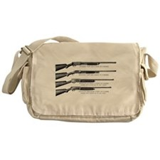 Shotguns Messenger Bag