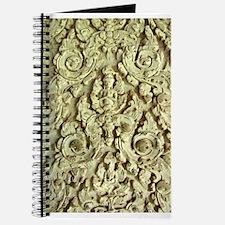 Brahma in Stucco at Angkor Wa Journal