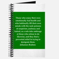 brahms quotes Journal